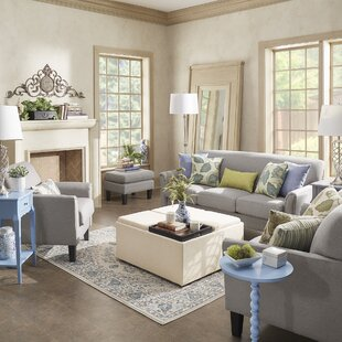 Charming Minisink Configurable Living Room Set