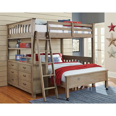 Save To Idea Board. Driftwood Gisselle Loft Bed