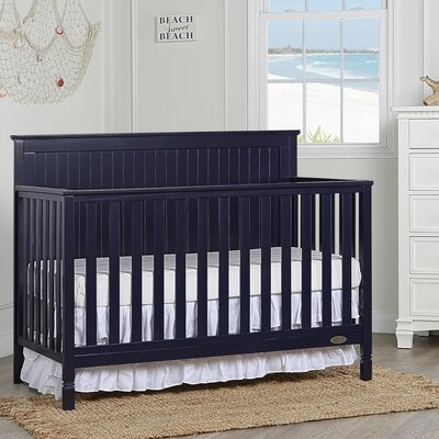 Alexa 5-in-1 Convertible Crib Dream On Me