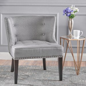 Staas Barrel Chair by Charlton Home