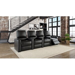 Contemporary Home Theatre Lounger (Row Of 4)