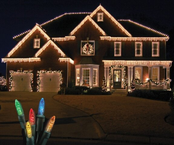 The Holiday Aisle 70 Light Led Icicle Light Amp Reviews