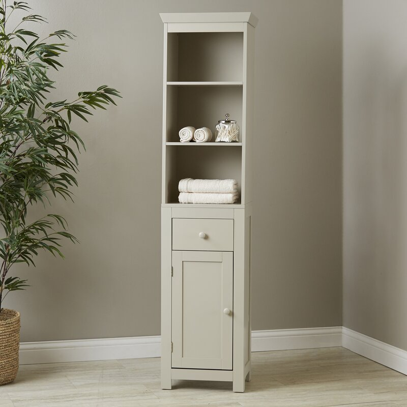 birch lane u2122 caraway bathroom storage cabinet  u0026 reviews