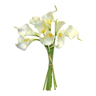 Faux long stem flowers wayfair save mightylinksfo