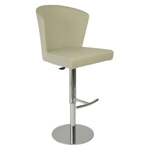 Verona Adjustable Height Swivel Bar Stool by Ogg..