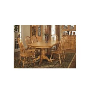 Tallis Double Extendable Dining Table by Chelsea Home