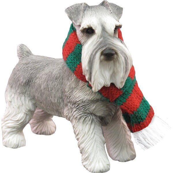 - Sandicast Standing Schnauzer Christmas Ornament & Reviews Wayfair