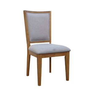 Aurik Upholstered Dining Chair (Set of 2) by One Allium Way