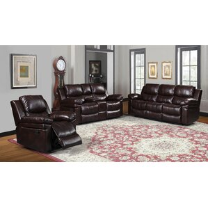 Yellowhammer 3 Piece Living Room Set by Red Barrel Studio