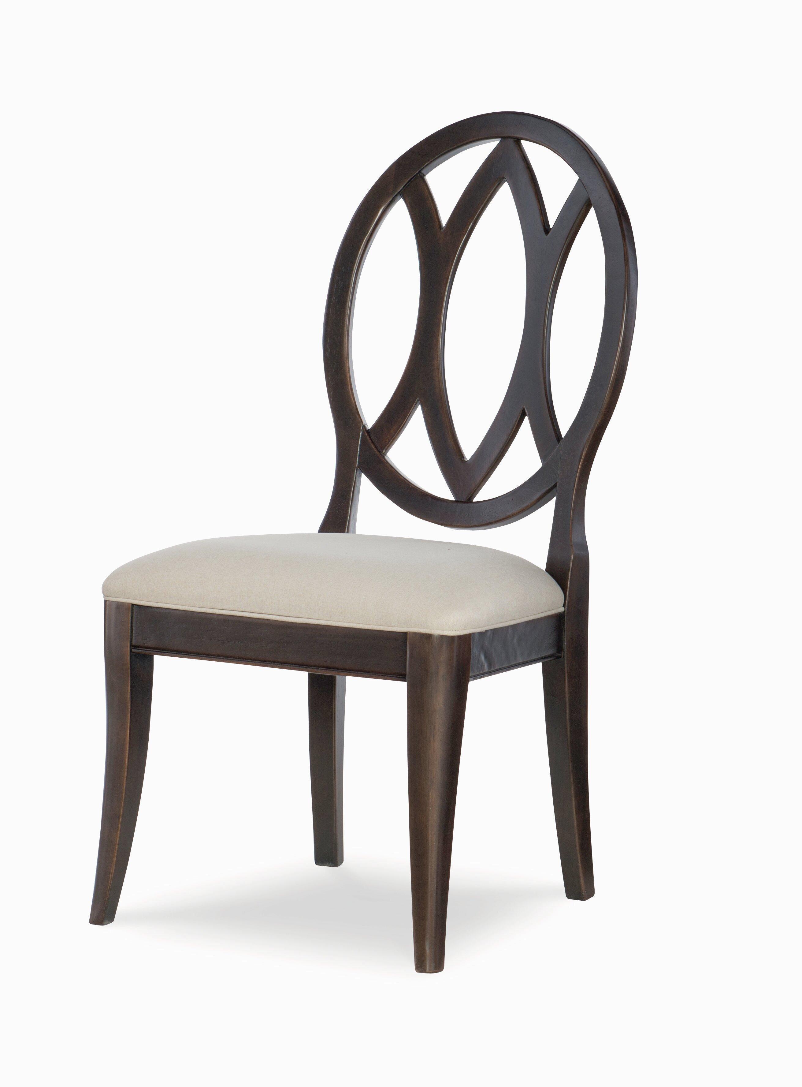 Rachael ray home oval back dining chair wayfair