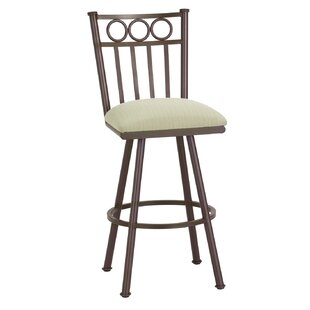 Hunsaker 30 Swivel Bar Stool