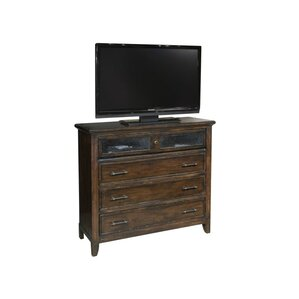 Harbor Springs 3 Drawer Media Chest by Hekman