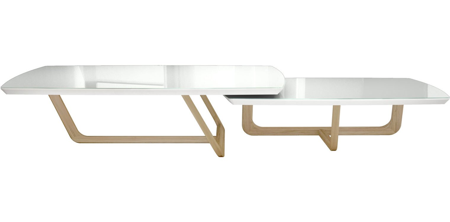 Belvedere 2 Piece Coffee Table Set Reviews Allmodern