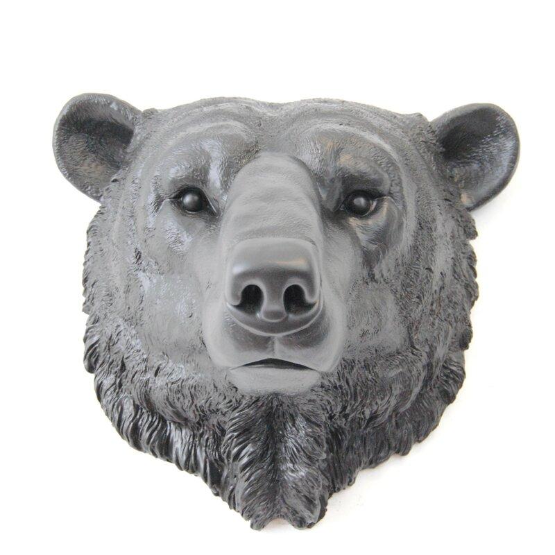 Near and Deer Faux Taxidermy Polar Bear Wall Décor & Reviews | Wayfair
