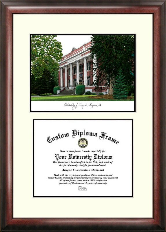 Campus Images NCAA Scholar Diploma Picture Frame Wayfair