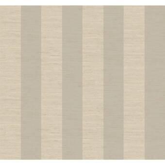 York Wallcoverings Kashmir Caravan Stripes Wallpaper Roll | Birch Lane