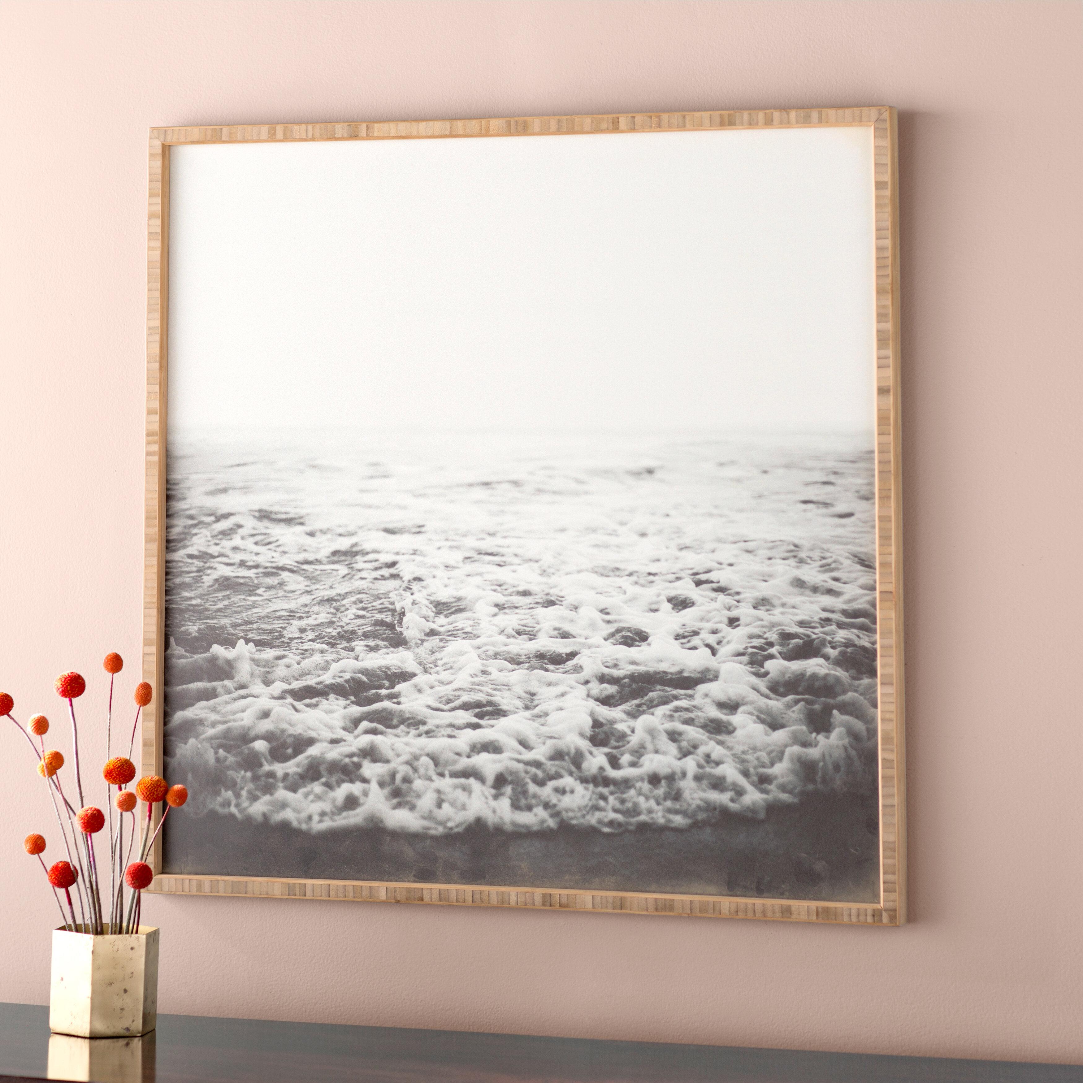 Willa Arlo Interiors \'Infinity\' Framed Photographic Print & Reviews ...