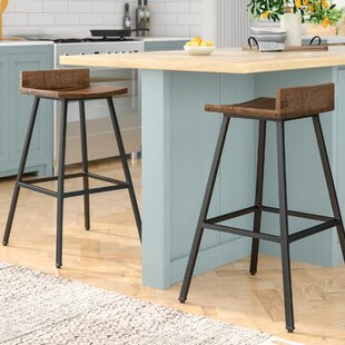 Gracie 27 Bar Stool Set Of 2