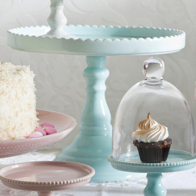 Decor Bon Hue Tall Pedestal Cake Stand
