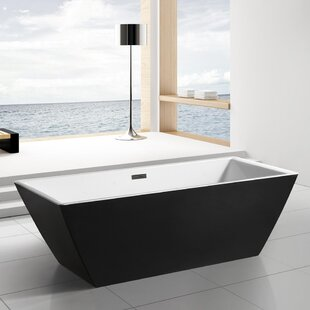 Extra Large Soaking Tub | Wayfair