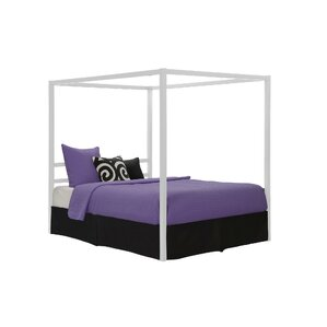 Blanford Queen Canopy Bed by Mercury Row