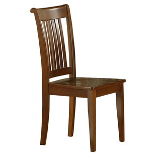 Portland Solid Wood Dining Chair (Set of 2)