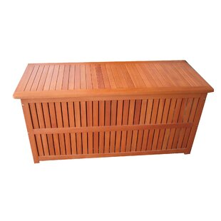 Plano Wooden Storage Box