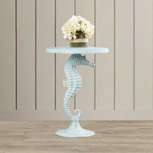 c1068595 Capiz Shell Side Table | Wayfair