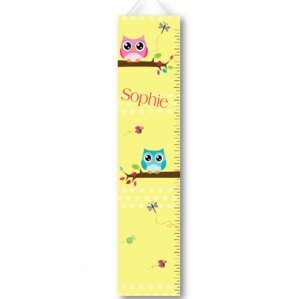 playful owl growth charts