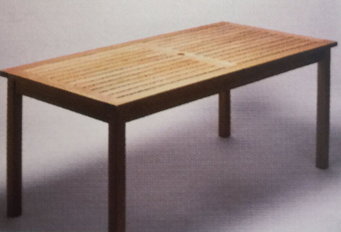 Attractive Teakwood Dining Table