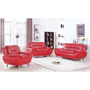 Zipcode Design Lester Configurable Living Room Set