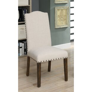 Auttenberg Upholstered Dining Chair (Set of 2)