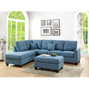 Lovely Chapin Sectional