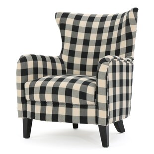Louna Fabric Armchair