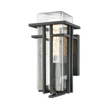 Guzzi 1-Light Outdoor Sconce