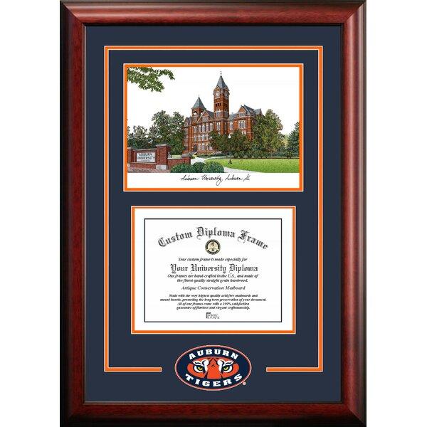 Campus Images NCAA Auburn University Spirit Graduate Diploma with ...