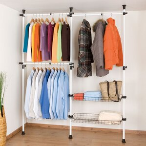 hercules clothes storage system