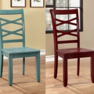 Nina Solid Wood Dining Chair (Set of 2)