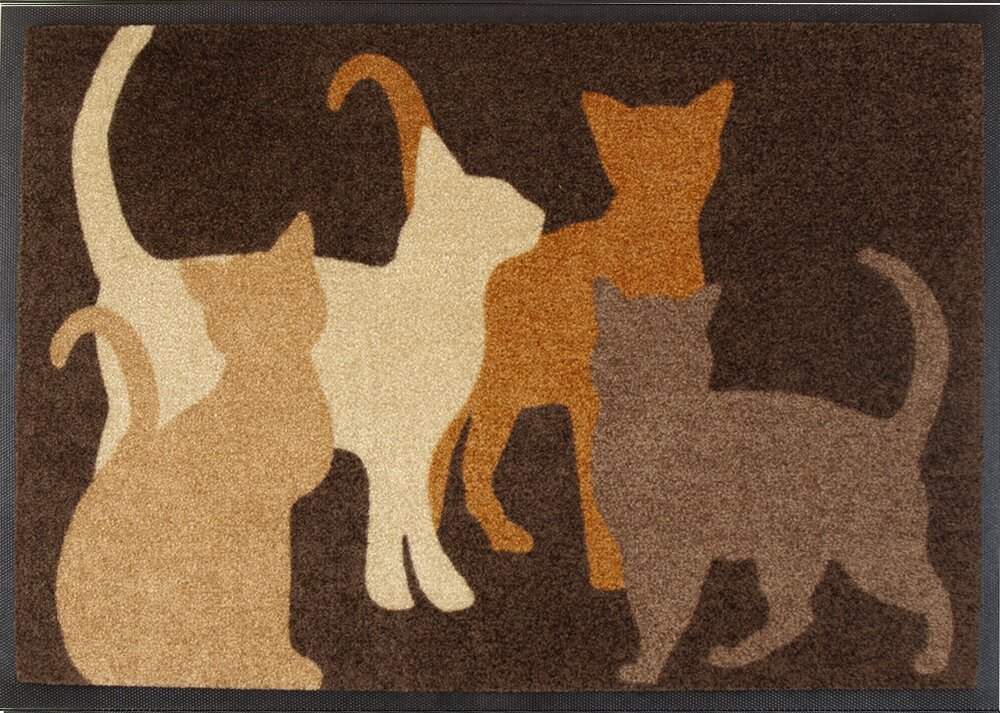 Cat Doormat & Akzente Cat Doormat \u0026 Reviews | Wayfair.co.uk