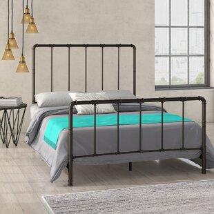 South San Francisco Panel Bed Wayfair
