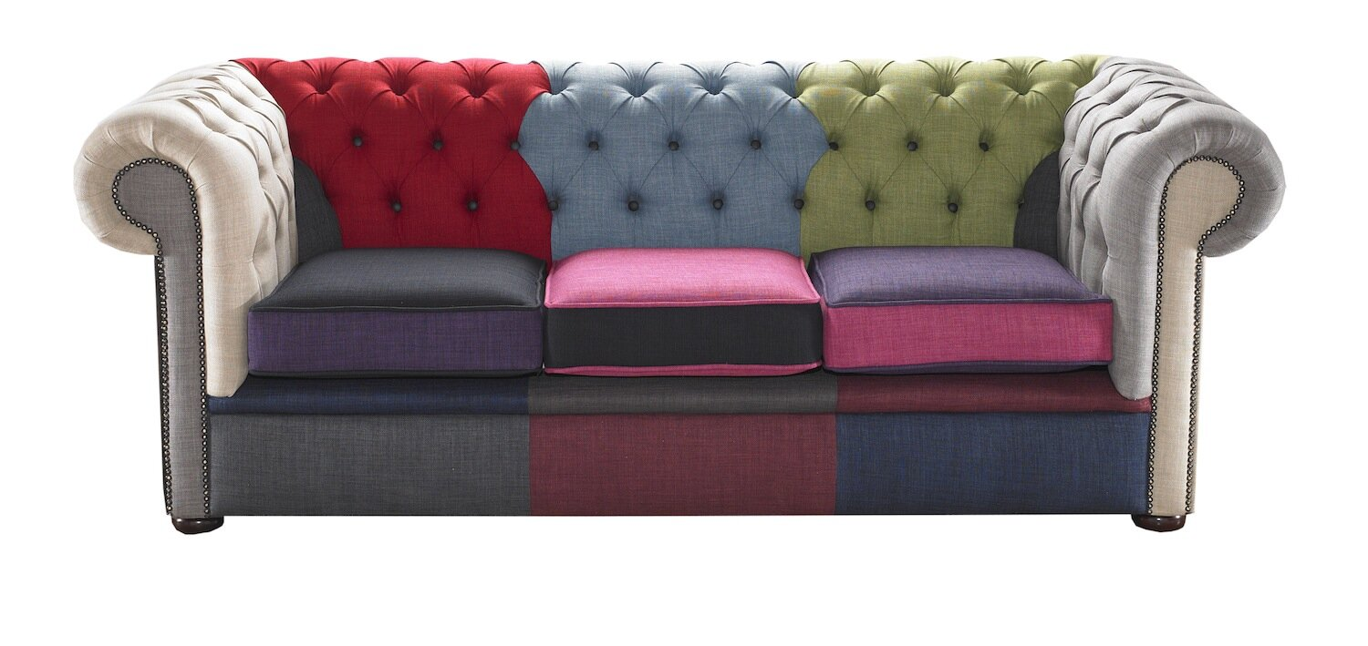 High Quality Chesterfield Sofa Set Pictures