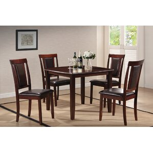5 Piece Dining Set by BestMasterFurnit..