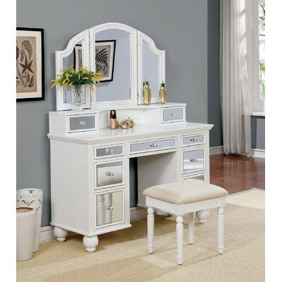 White Vanity Tables You Ll Love Wayfair