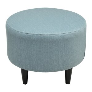 Spence Round Ottoman by Latitude Run