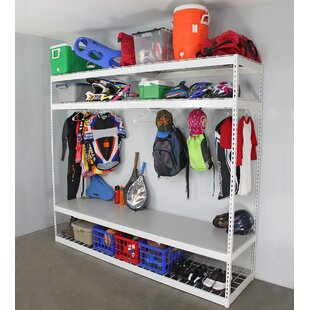 Blaine Sports Equipment Shelving Unit