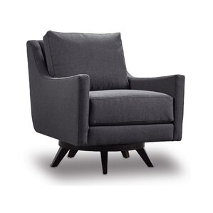 Cosmic Swivel Armchair by Sam Moore
