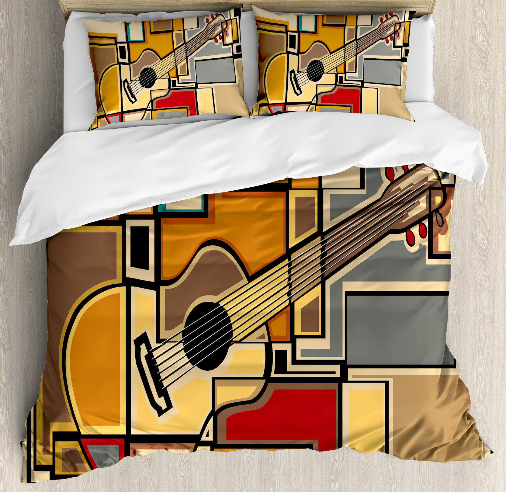 Guitar Bedding | Wayfair