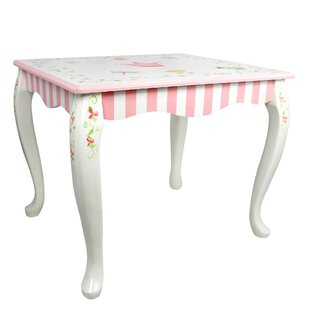 Princess and Frog Children's Coffee Table by Fantasy Fields Teamson