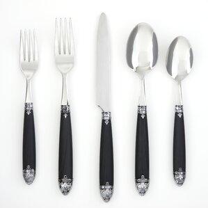 chatou 20piece flatware set