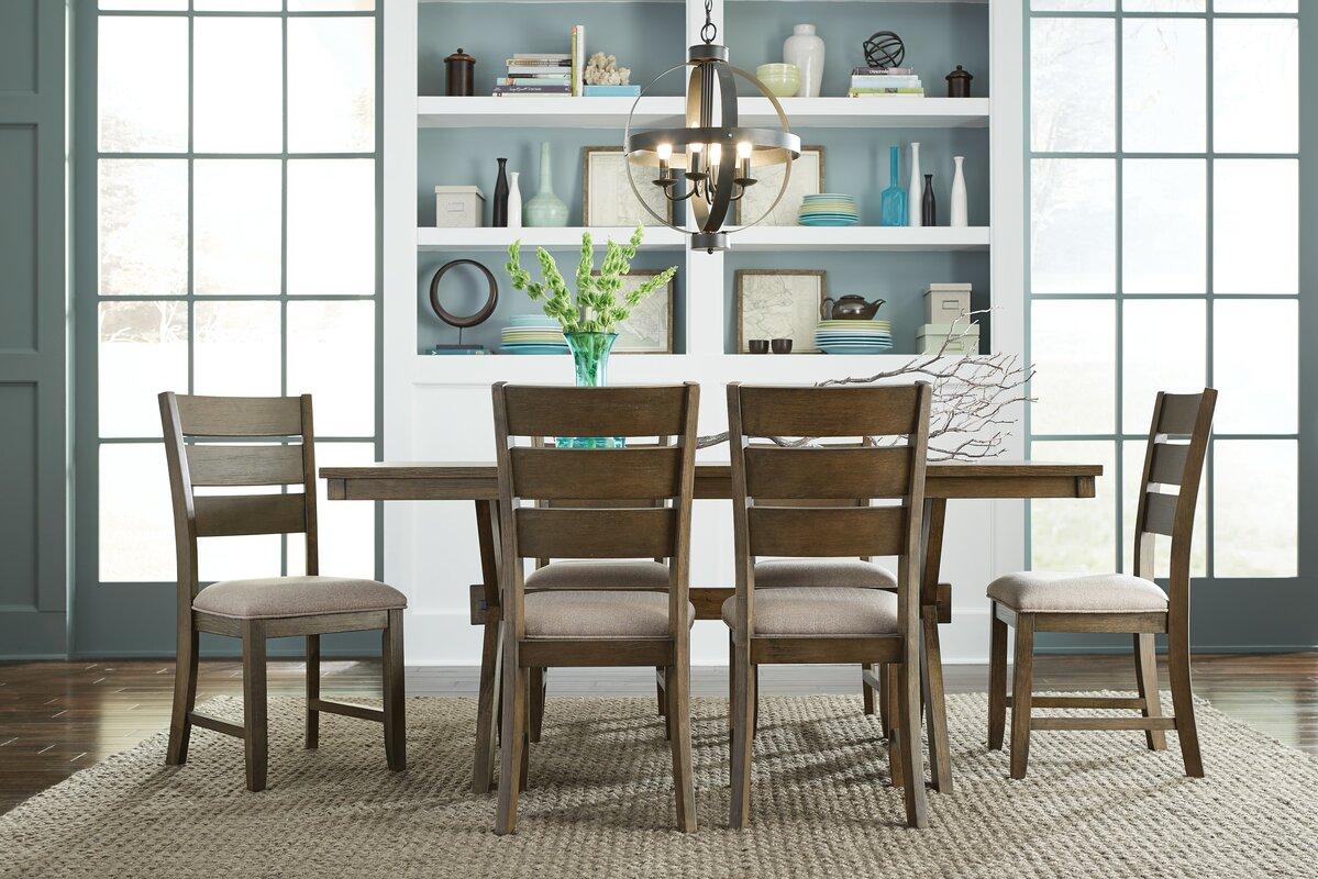Ashmere 7 Piece Dining Set Reviews Birch Lane. Wellsuited Design ...